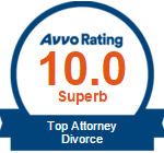 Avvo Superb Divorce Lawyer